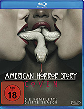 American Horror Story Staffel 3: Coven Cover Packshot