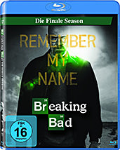Breaking Bad - Die finale Season Blu-ray Cover