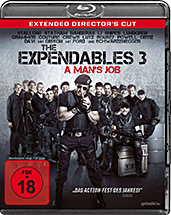 Expendables 3 Cover