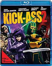 Kick-Ass 2 Packshot