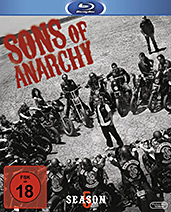 Sons of Anarchy Staffel 5 Cover Packshot