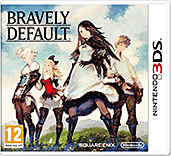Bravely Default PEGI Cover