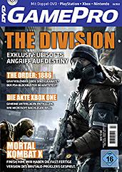 Die aktuellen Wertungen der Gamepro Ausgabe 4/2015