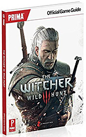 The Witcher 3: Wild Hunt L�sungsbuch Cover Packshot