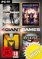 4 Giant Games PC Cover Packshot