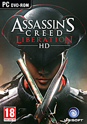 Assassins Creed 3 Liberation uncut PEGI Cover