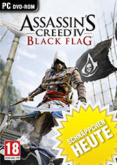 Assassins Creed 4 uncut PEGI Cover