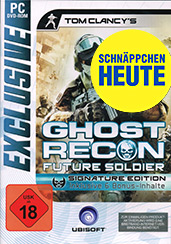 Ghost Recon Future Soldier Cover Packshot
