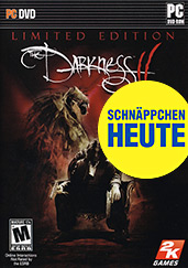 The Darkness 2 Limited Edition Cover Packshot