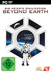 Civilization: Beyond Earth Cover