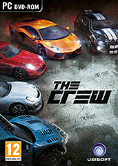 The Crew Performance Edition AT-PEGI Cover