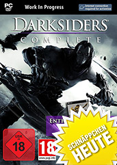 Darksiders Complete Collection uncut PEGI Cover Packshot