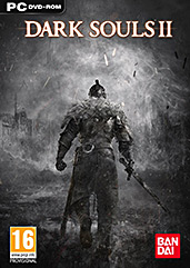 Dark Souls 2 uncut PEGI PC Cover