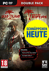 Dead Island Double Pack uncut PEGI Cover Packshot