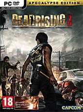 Dead Rising 3 uncut AT-PEGI Cover Packshot