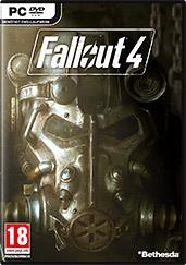 Fallout 4 uncut PEGI Cover Packshot