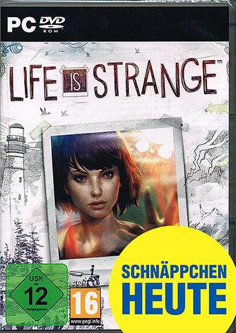 Life is Strange Cover Packshot
