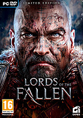 Lords of the Fallen Limited Edition uncut PEGI Cover
