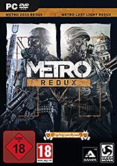 Metro Redux uncut PEGI AT-Version Cover Packshot Next-Gen