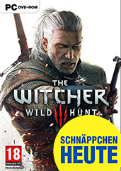 The Witcher 3: Wild Hunt uncut PEGI Cover
