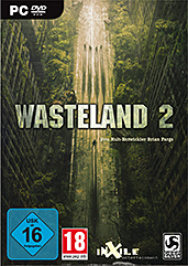 Wasteland 2 uncut AT-PEGI Cover Packshot