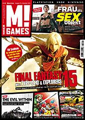 Alle in der M! Games November 2014 getesteten Spiele g�nstig und garantiert unzensiert bei Gameware kaufen