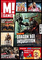 Alle in der M! Games Dezember 2014 getesteten Spiele g�nstig und garantiert unzensiert bei Gameware kaufen
