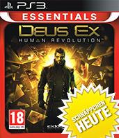 Deus Ex: Human Revolution uncut Cover Packshot