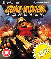 Duke Nukem Forever uncut Cover Packshot