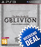 The Elder Scrolls 4: Oblivion Jubil�umsausgabe Cover Packshot