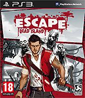 Escape Dead Island uncut Cover Packshot