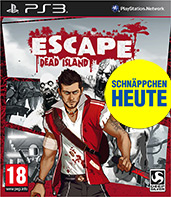 Escape Dead Island uncut Cover Packshot