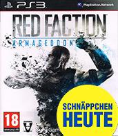 Red Faction: Armageddon uncut PEGI Cover Packshot
