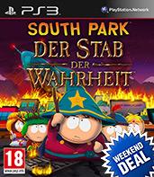 South Park: Der Stab der Wahrheit PEGI Cover