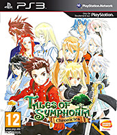 Tales of Symphonia Chronicles PEGI Cover