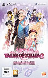 Tales of Xillia 2 Day 1 Edition und Collectors Edition uncut PEGI Cover