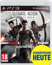 Ultimate Action Triple Pack AT-PEGI Cover Packshot