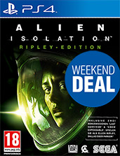 Alien: Isolation Ripley Edition uncut PEGI AT-Version Cover Packshot