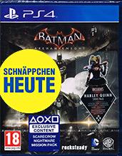 Batman: Arkham Knight uncut AT-PEGI Cover Packshot