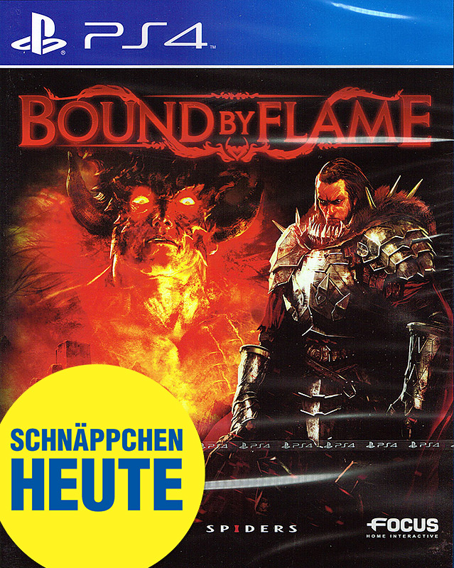Bound by Flame Cover Packshot