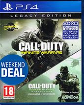 Call of Duty: Infinite Warfare uncut AT-PEGI Cover