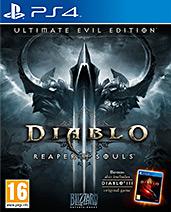 Diablo 3: Reaper of Souls Ultimate Evil uncut AT-PEGI Cover Packshot