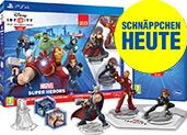 Disney Infinity 2 Marvel Super Heroes Cover Packshot