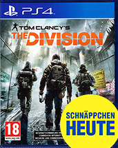 Tom Clancy's The Division uncut AT-PEGI Cover
