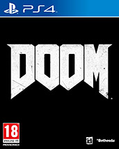 Doom 4 uncut AT-PEGI Cover Packshot