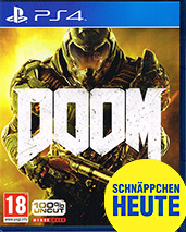 DOOM D1 Edition AT-PEGI Cover
