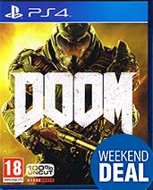 DOOM D1 Edition uncut AT-PEGI Cover