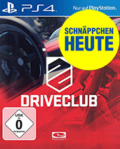 Driveclub USK Cover Packshot