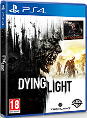 Dying Light uncut Cover Packshot