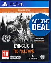 Dying Light: The Following Enhanced Edition AT-PEGI Cover Packshot